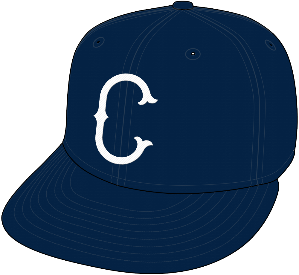 Chicago White Sox Cap Cap (1933-1938) - Road Cap (1933-35). Home and Road Cap (1936-38) SportsLogos.Net