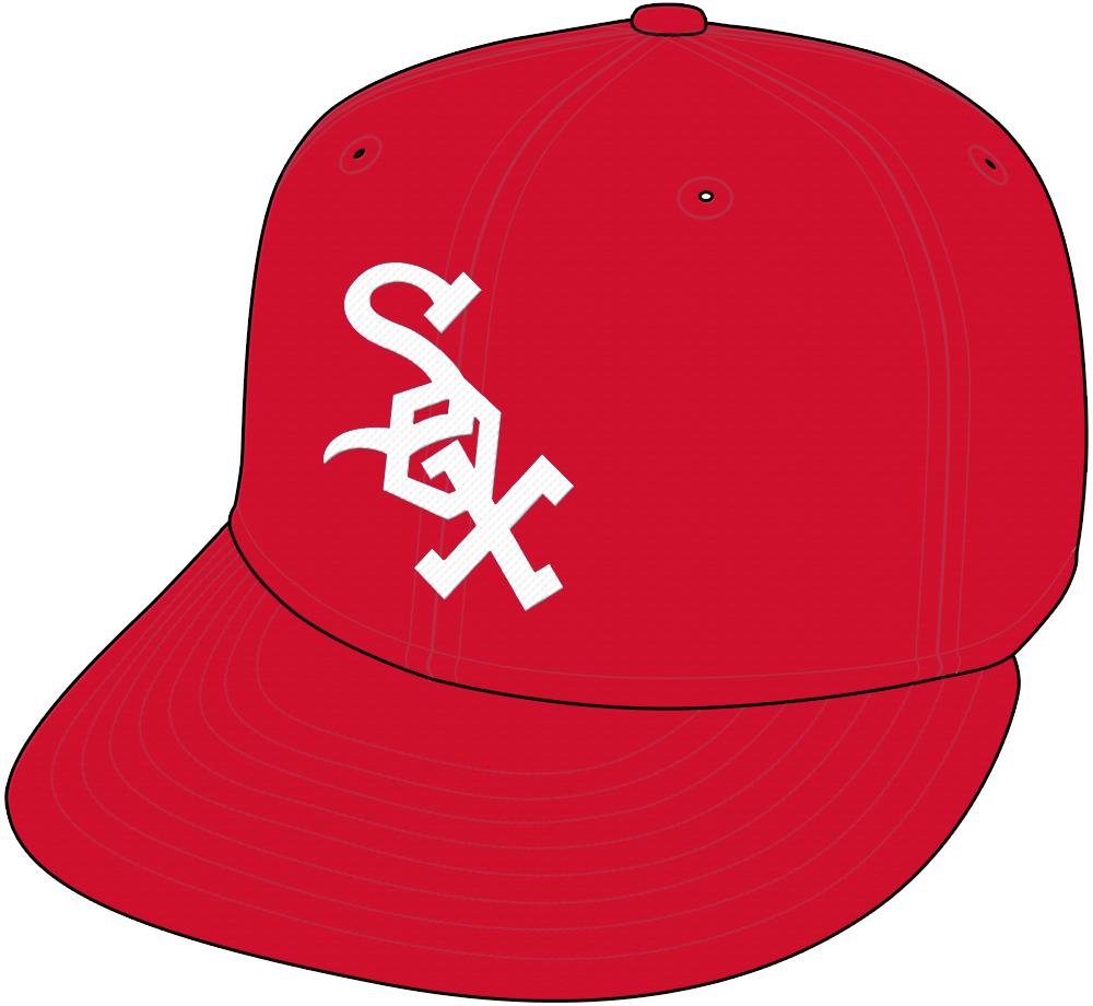 Chicago White Sox Cap Cap (2012) - Alternate Cap SportsLogos.Net