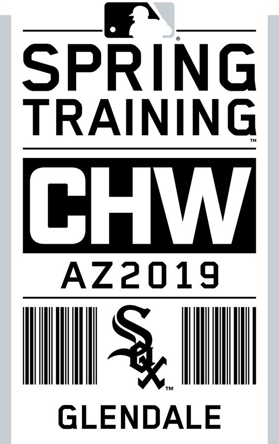 Chicago White Sox Logo Event Logo (2019) - Chicago White Sox 2019 Spring Training Logo SportsLogos.Net