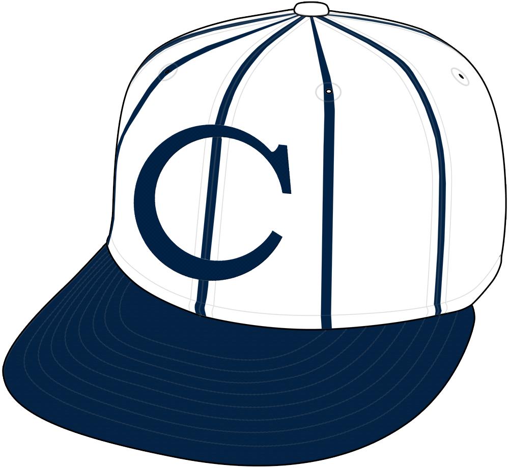Chicago White Sox Cap Cap (1910) - Home Cap SportsLogos.Net