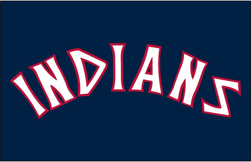 Cleveland Indians Jersey Logo American League Al