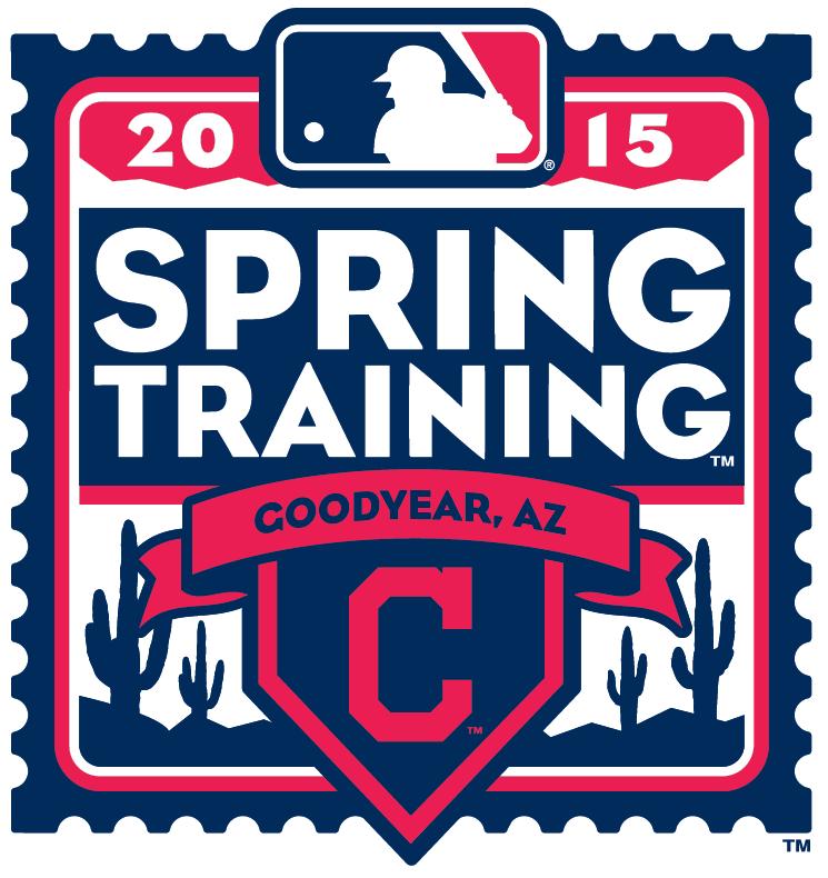 Cleveland Indians Logo Event Logo (2015) - 2015 Cleveland Indians Spring Training Logo SportsLogos.Net