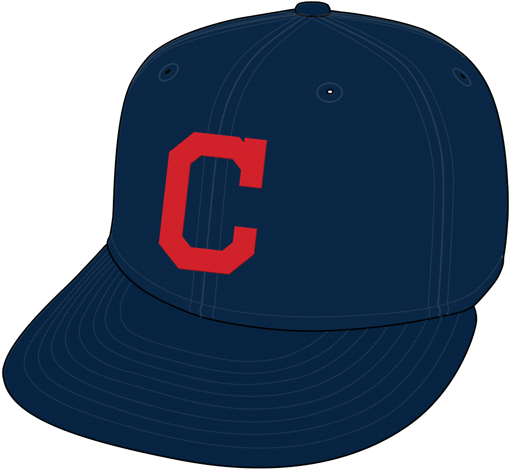Cleveland Indians Cap Cap (2008-Pres) - Alternate Cap (2008-10), Road Cap (2011-) SportsLogos.Net