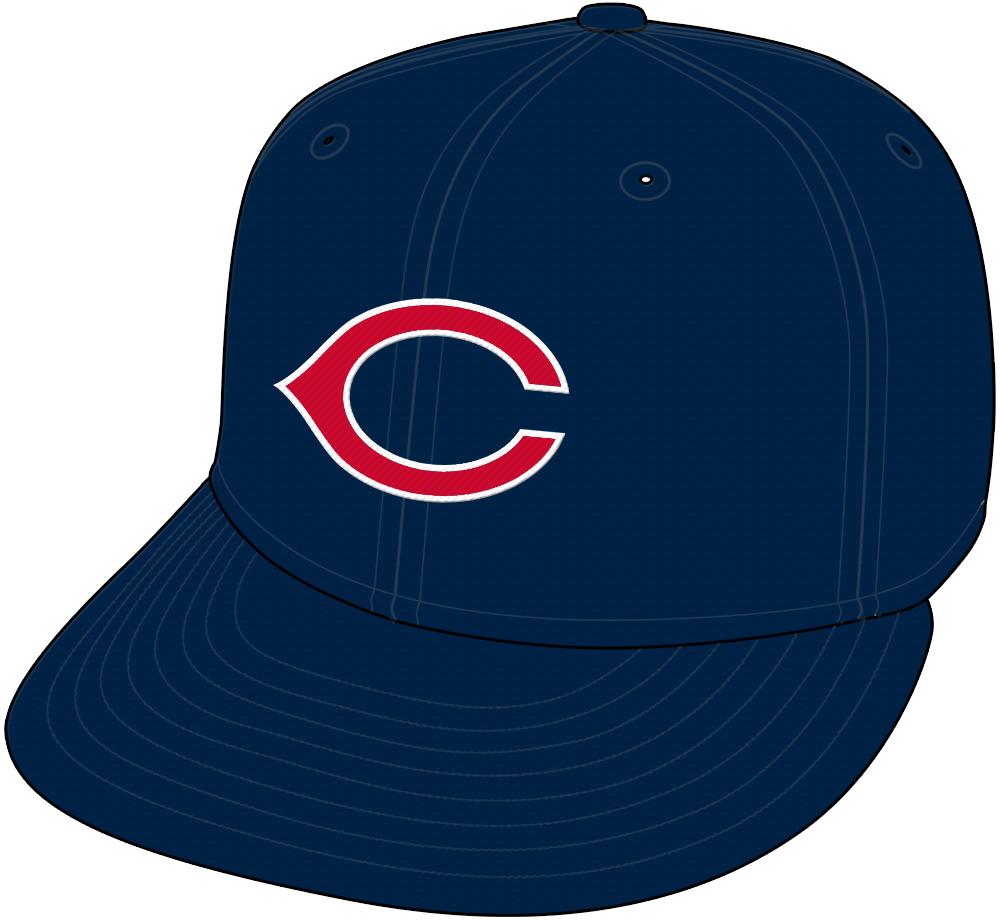 Cleveland Indians Cap Cap (1958-1961) -  SportsLogos.Net