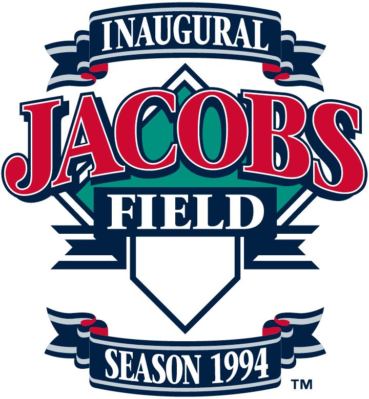 Cleveland Indians Logo Stadium Logo (1994) - Jacobs Field - Inaugural Season SportsLogos.Net