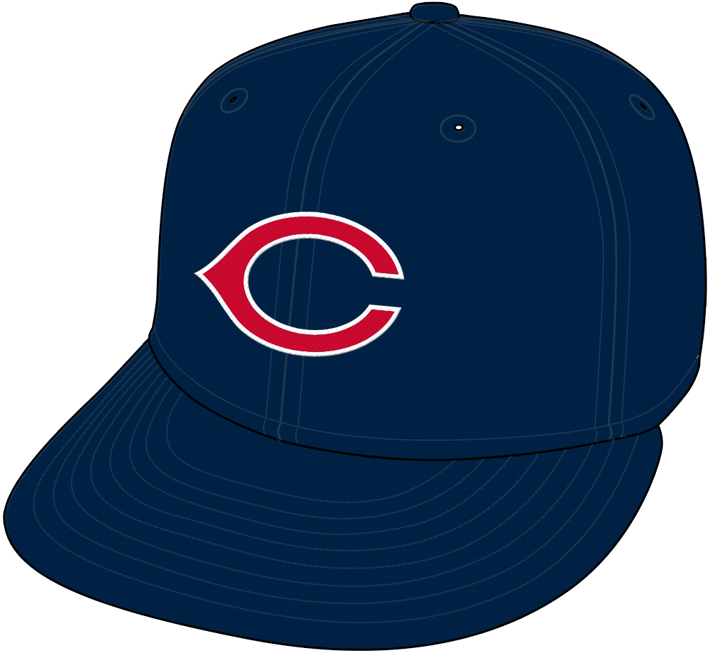 Cleveland Indians Cap Cap (1970-1971) -  SportsLogos.Net