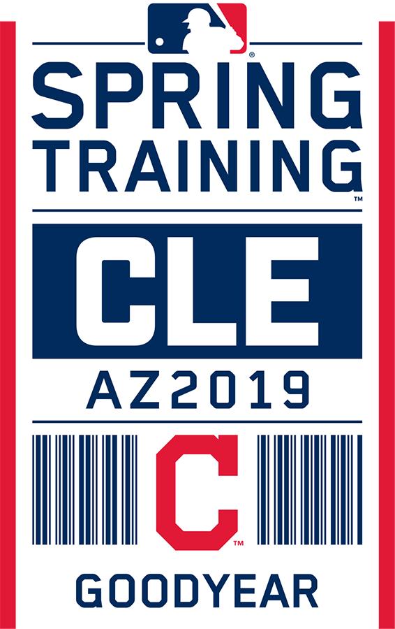 Cleveland Indians Logo Event Logo (2019) - Cleveland Indians 2019 Spring Training Logo SportsLogos.Net