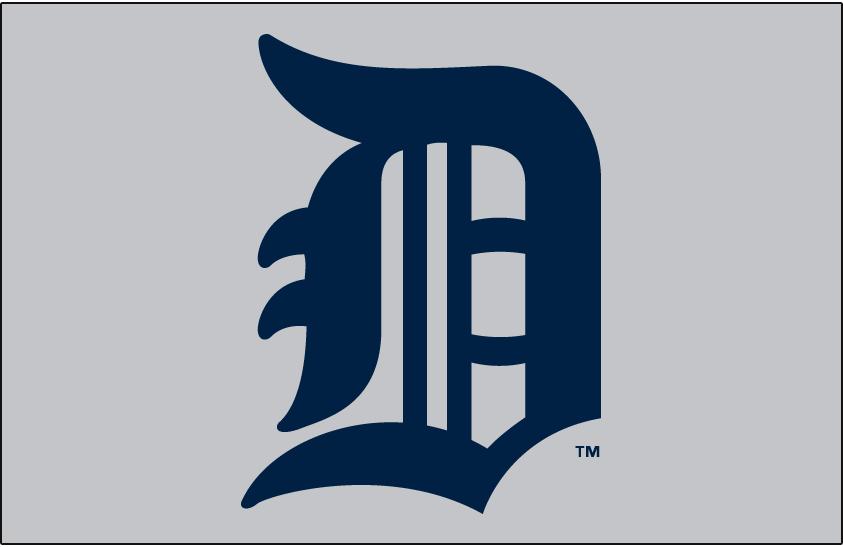 Detroit Tigers Logo Jersey Logo (1921-1924) -  SportsLogos.Net