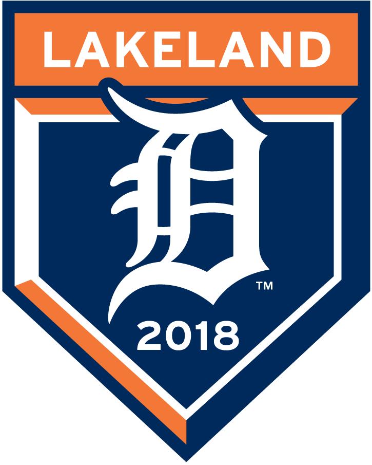 Detroit Tigers Logo Event Logo (2018) - Detroit Tigers 2018 Spring Training Logo SportsLogos.Net