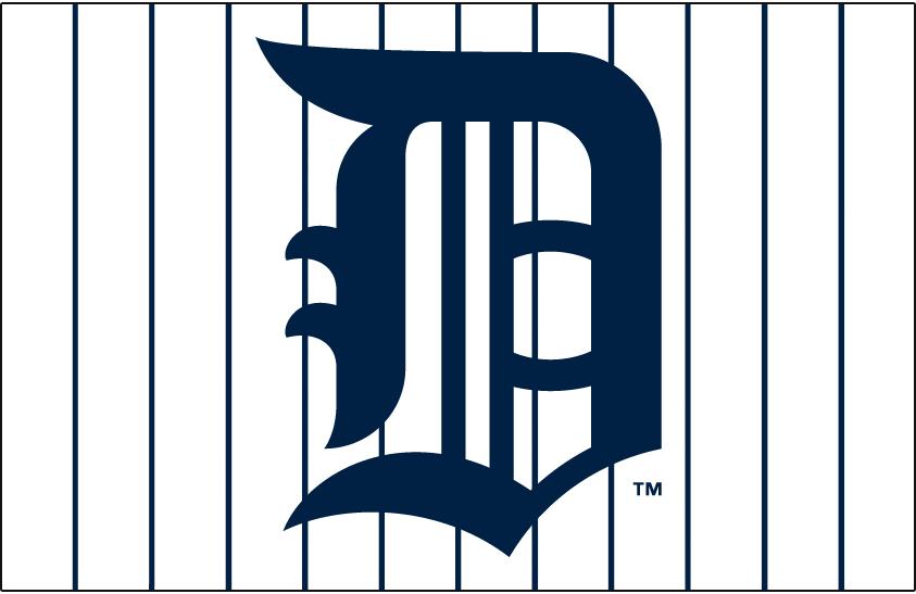 Detroit Tigers Logo Jersey Logo (1912-1913) -  SportsLogos.Net