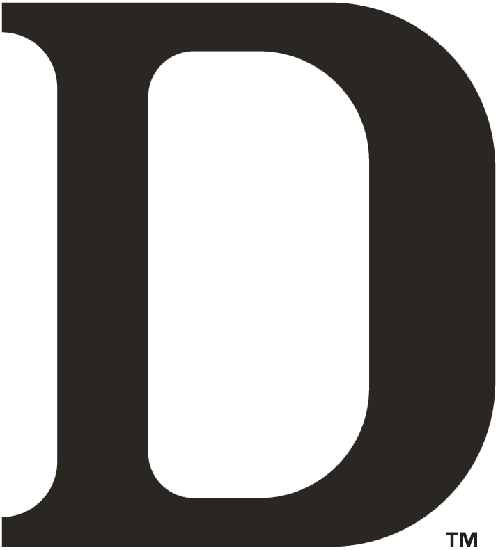 Detroit Tigers Logo Primary Logo (1903) - A black D SportsLogos.Net