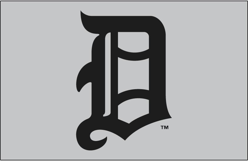 Detroit Tigers Logo Jersey Logo (1904) -  SportsLogos.Net
