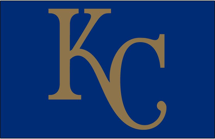 Kansas City Royals Cap Logo American League Al Chris Creamer S Sports Logos Page Sportslogos Net