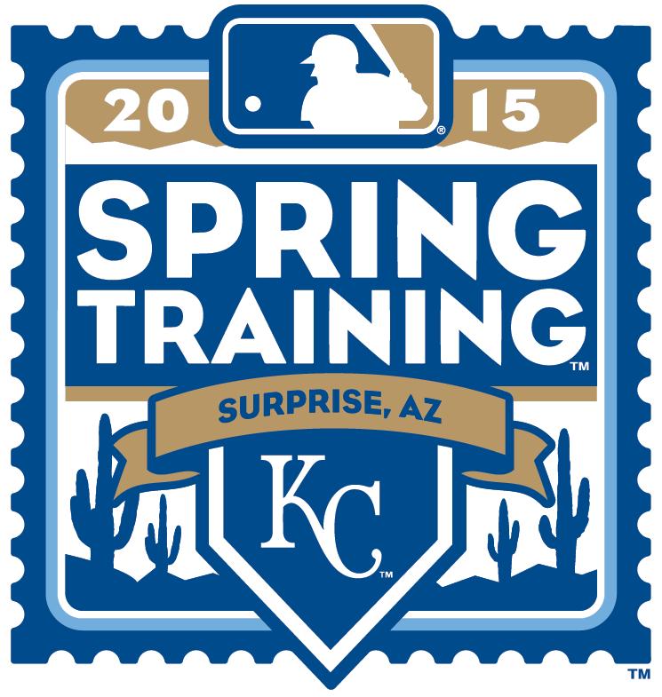 Kansas City Royals Logo Event Logo (2015) - 2015 Kansas City Royals Spring Training Logo SportsLogos.Net
