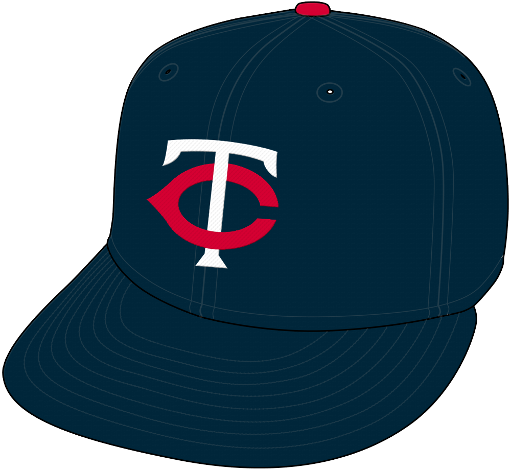 Minnesota Twins Cap Cap (1972-1986) -  SportsLogos.Net