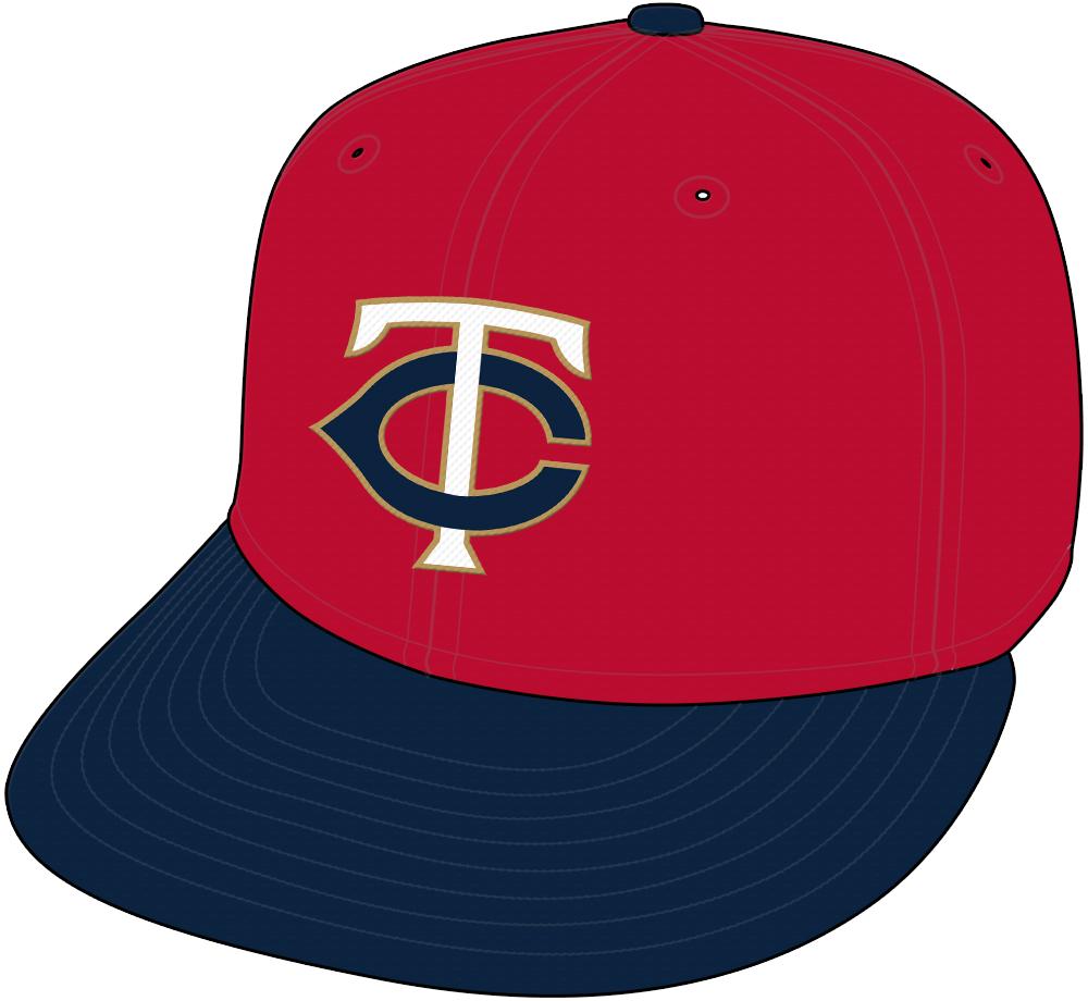 Minnesota Twins Cap Cap (2017-Pres) -  SportsLogos.Net