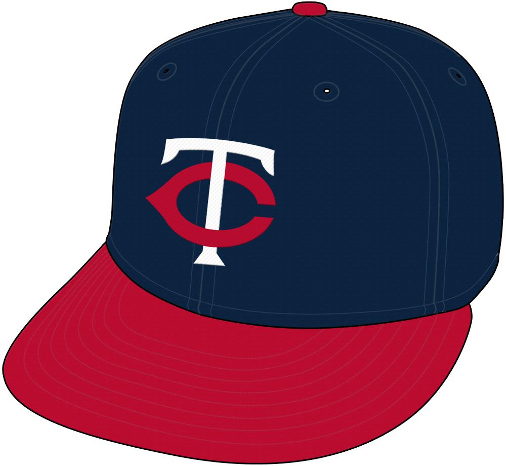 Minnesota Twins Cap Cap (2010-2018) -  SportsLogos.Net