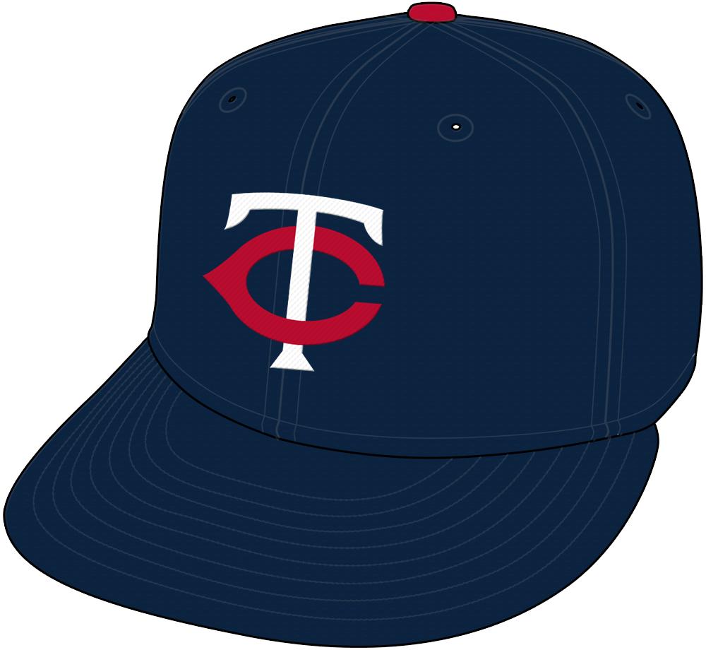 Minnesota Twins Cap Cap (2000-Pres) -  SportsLogos.Net