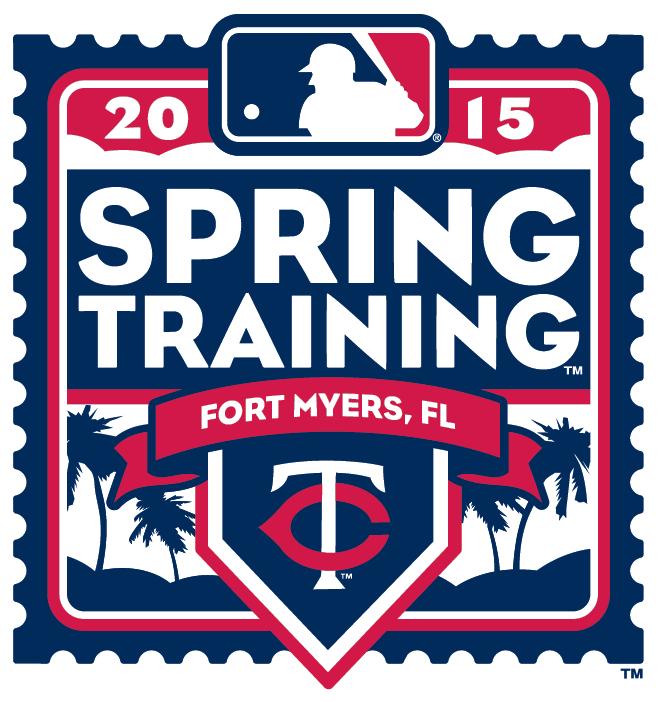 Minnesota Twins Logo Event Logo (2015) - 2015 Minnesota Twins Spring Training Logo SportsLogos.Net