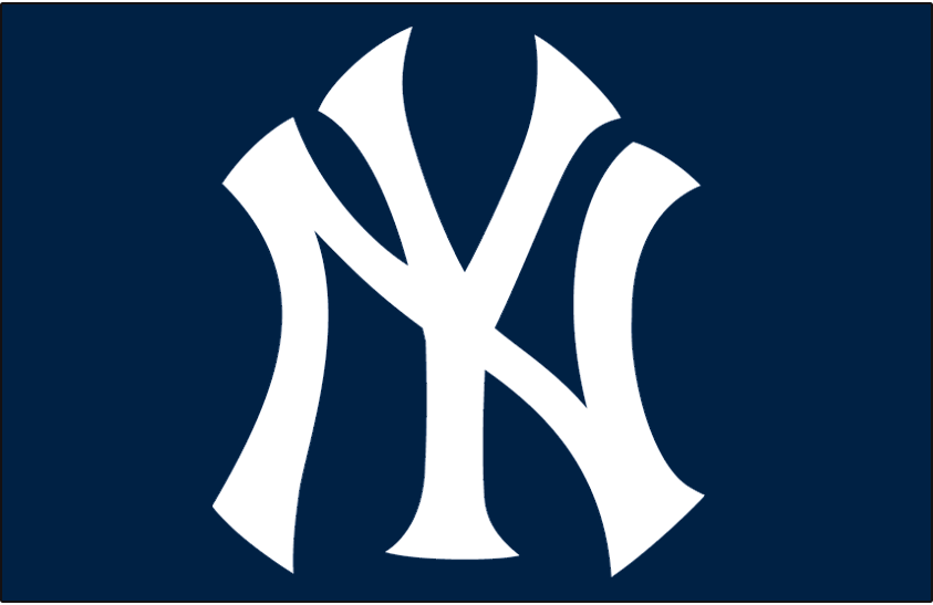 New York Yankees Cap Logo American League Al Chris Creamers