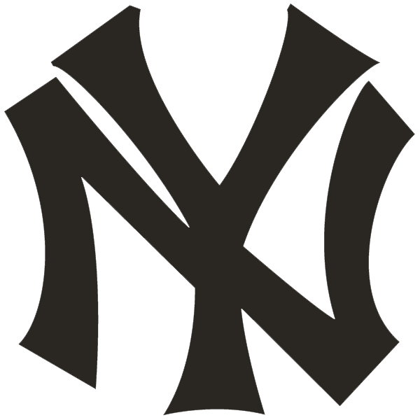 c159e726b3fff New York Yankees Primary Logo - American League (AL) - Chris ...