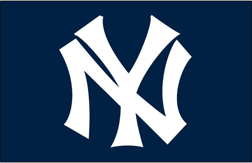 New York Yankees Cap Logo American League Al Chris