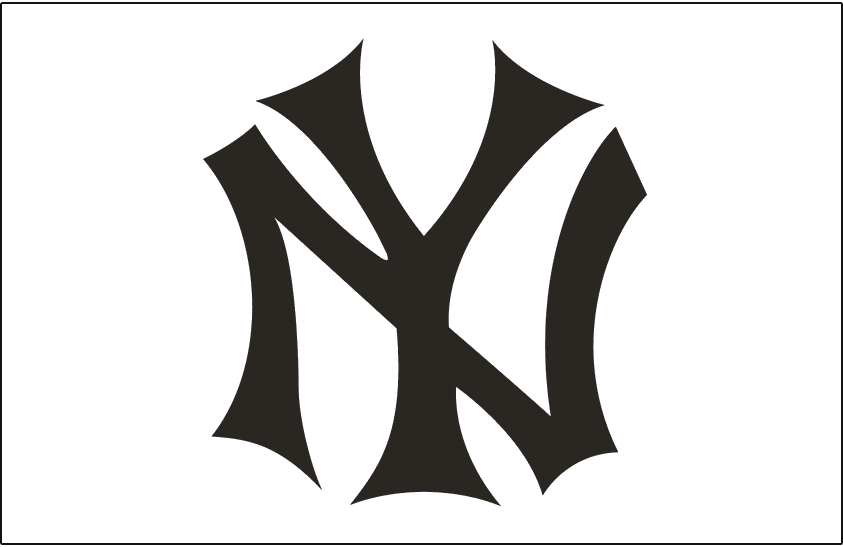 New York Yankees Jersey Logo American League Al