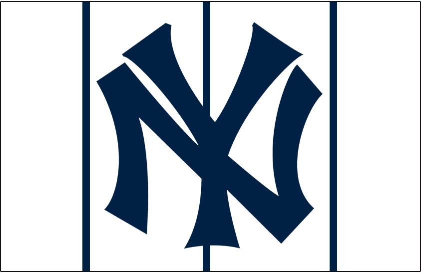 new york yankees cap logo american league al chris creamer s rh sportslogos net
