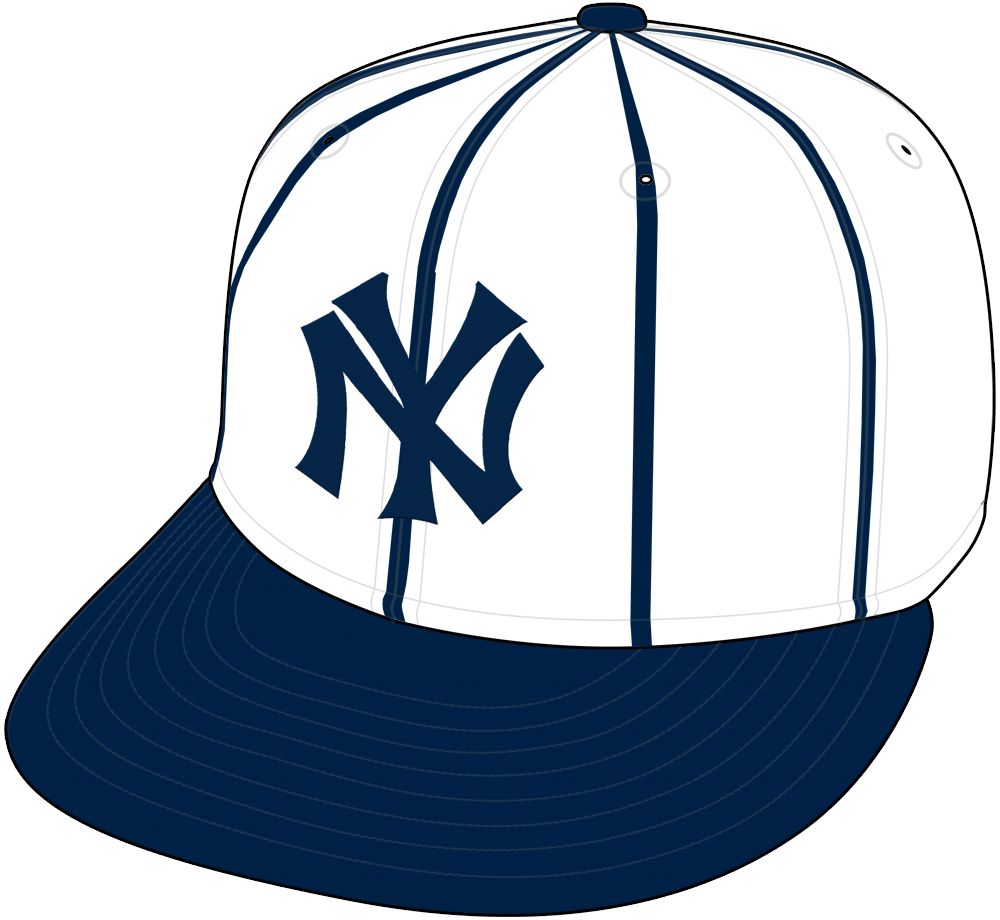 New York Yankees Cap American League Al Chris