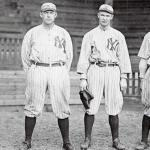 New York Yankees (1915) New York Yankees road jersey from 1915