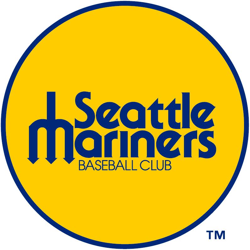Seattle Mariners Logo Primary Logo (1977-1980) -  SportsLogos.Net