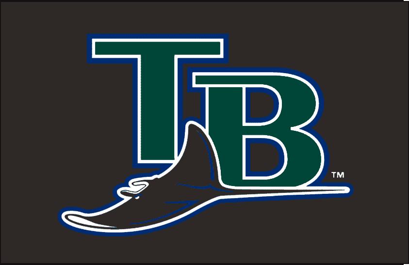 Tampa Bay Devil Rays Logo Cap Logo (2001-2007) -