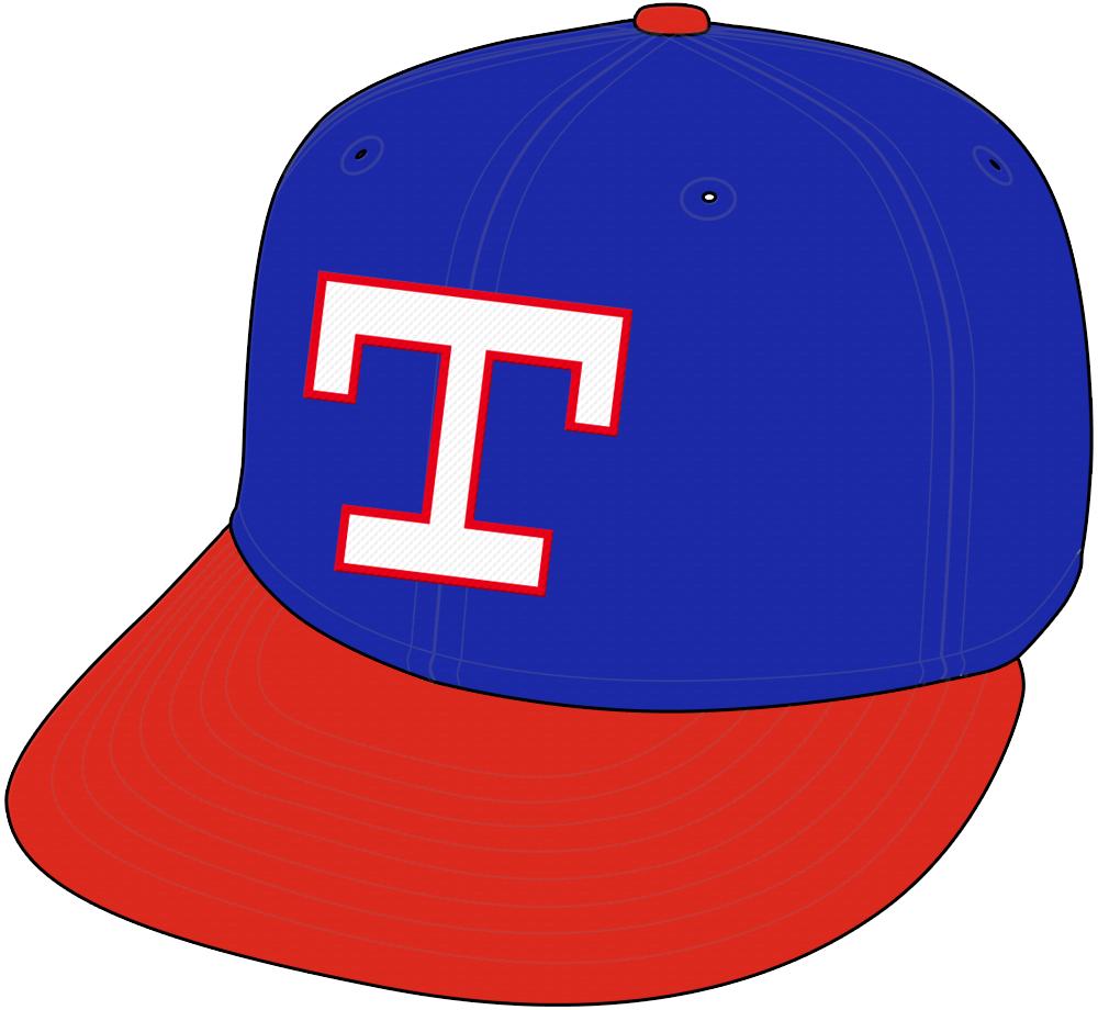 Texas Rangers Cap Cap (1972-1985) -  SportsLogos.Net