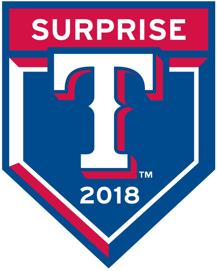Texas Rangers Logo Event Logo (2018) - Texas Rangers 2018 Spring Training Logo SportsLogos.Net