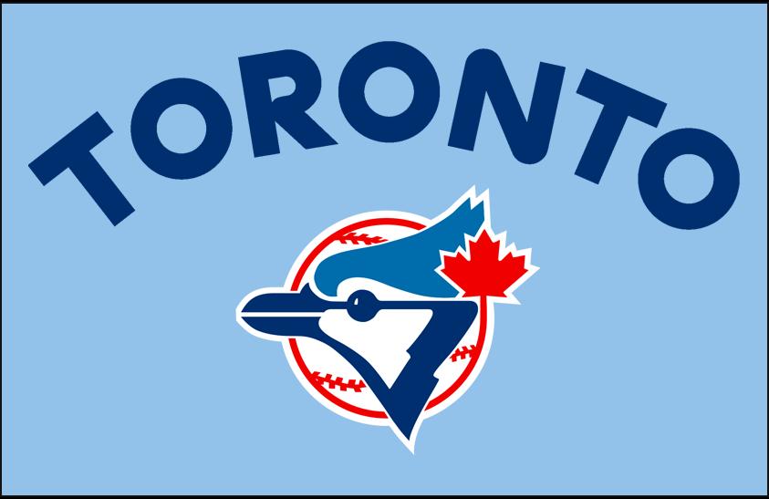 innovative design 47942 af77b Toronto Blue Jays Jersey Logo - American League (AL) - Chris ...