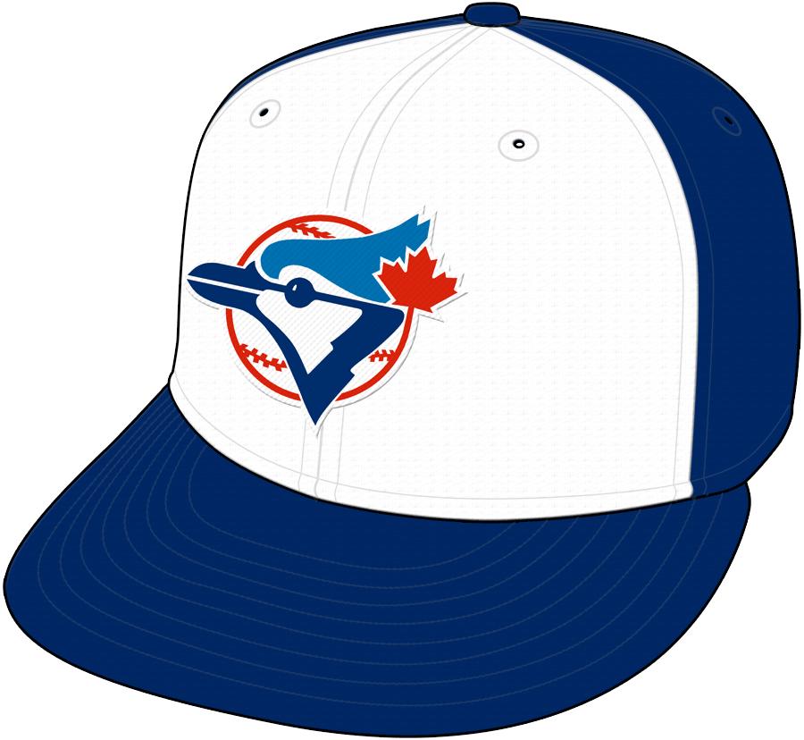 Toronto Blue Jays Cap Cap (1989-1993) - Home Only SportsLogos.Net