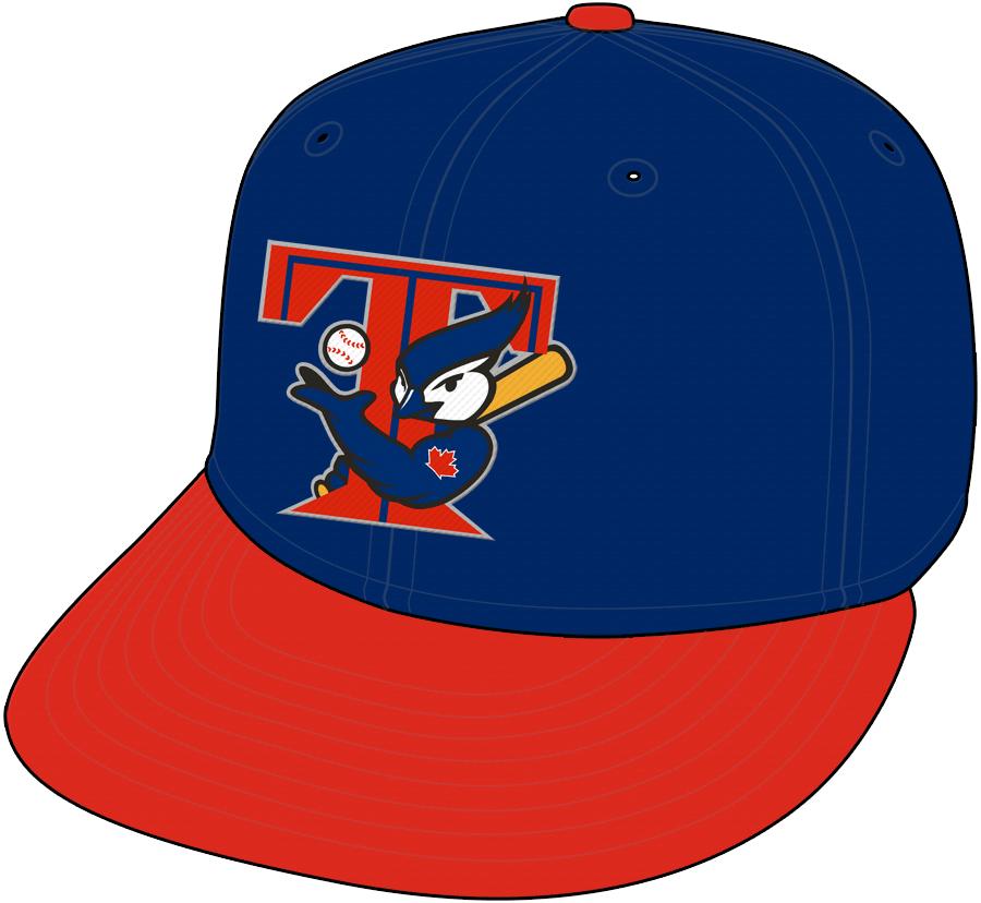 Toronto Blue Jays Cap Cap (2003) - Alternate Cap SportsLogos.Net