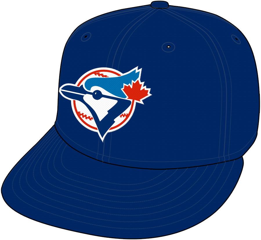 Toronto Blue Jays Cap Cap (1989-1996) - Road Only 1989-92 SportsLogos.Net