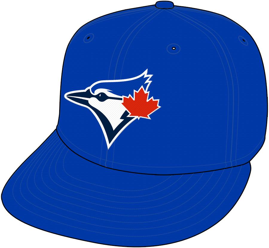 Toronto Blue Jays Cap Cap (2012-2019) -  SportsLogos.Net