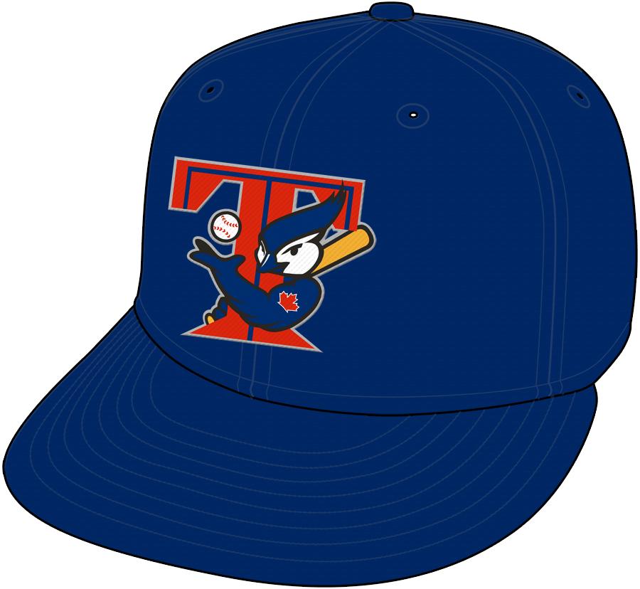 Toronto Blue Jays Cap Cap (2001-2003) - Alternate Cap 2001-02 SportsLogos.Net