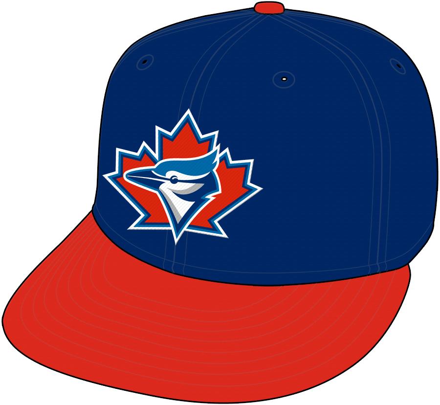 Toronto Blue Jays Cap Cap (1997-2002) - Alternate Cap SportsLogos.Net