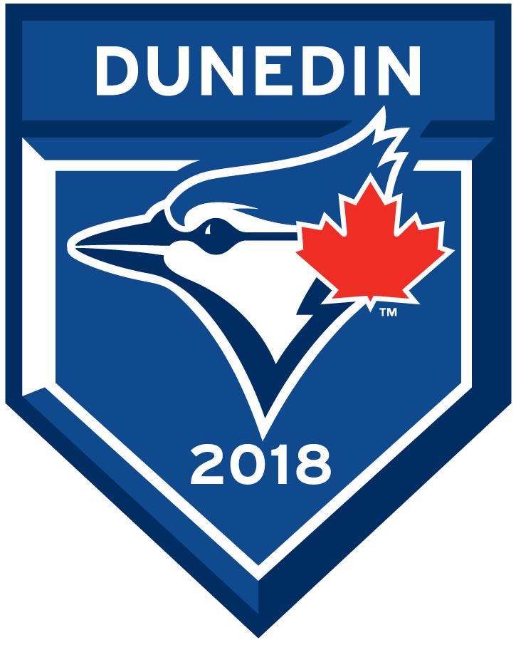 Toronto Blue Jays Logo Event Logo (2018) - Toronto Blue Jays 2018 Spring Training Logo SportsLogos.Net