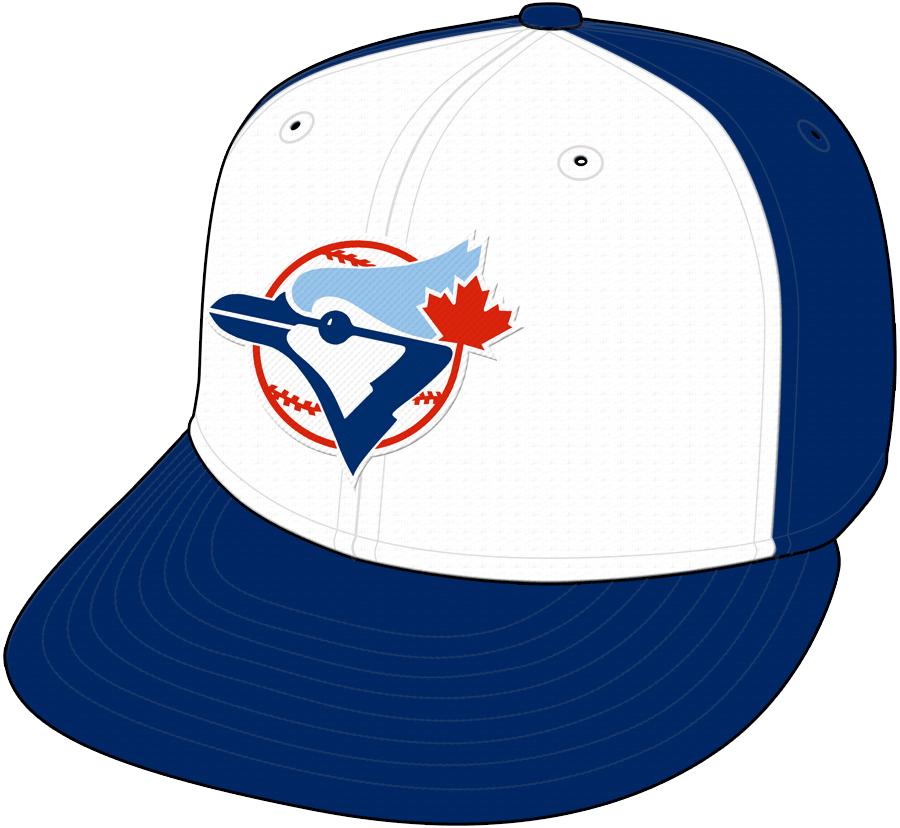 Toronto Blue Jays Cap Cap (1977-1988) -  SportsLogos.Net