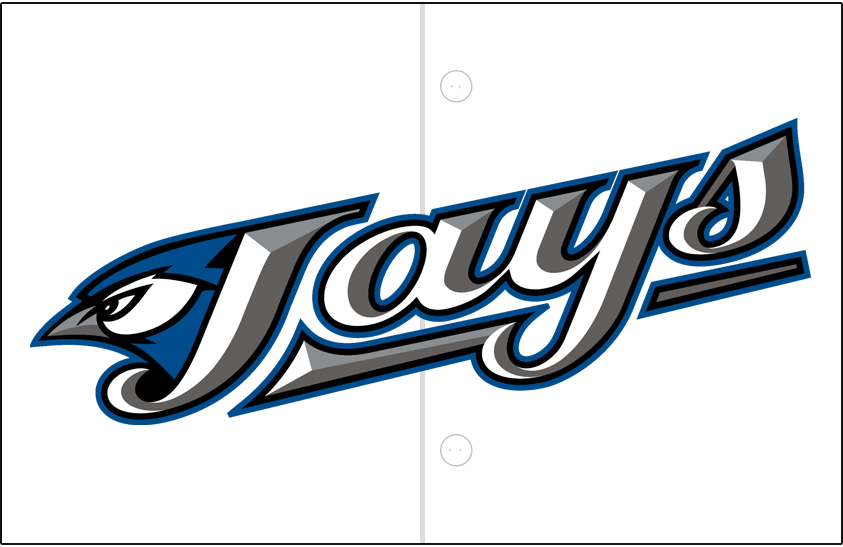 83f232f25 Toronto Blue Jays Jersey Logo - American League (AL) - Chris ...
