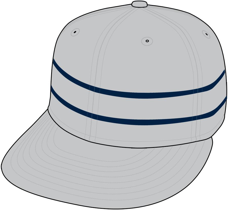 Milwaukee Brewers Cap Cap (1901) - Road Cap SportsLogos.Net