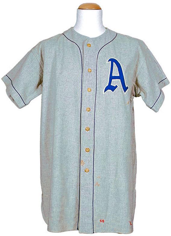 Philadelphia Athletics Jersey Logo - American League (AL) - Chris ... ec9ac290202