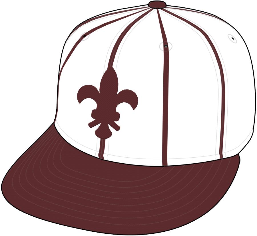 St. Louis Browns Cap Cap (1908-1910) - Home Cap SportsLogos.Net