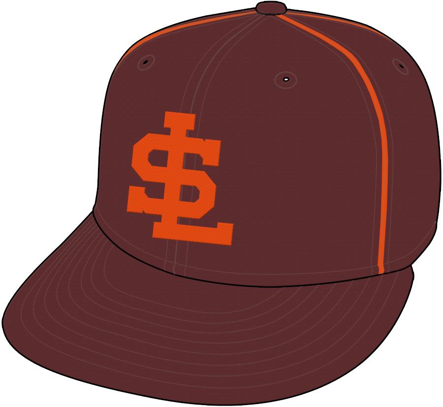 St. Louis Browns Cap Cap (1939) -  SportsLogos.Net