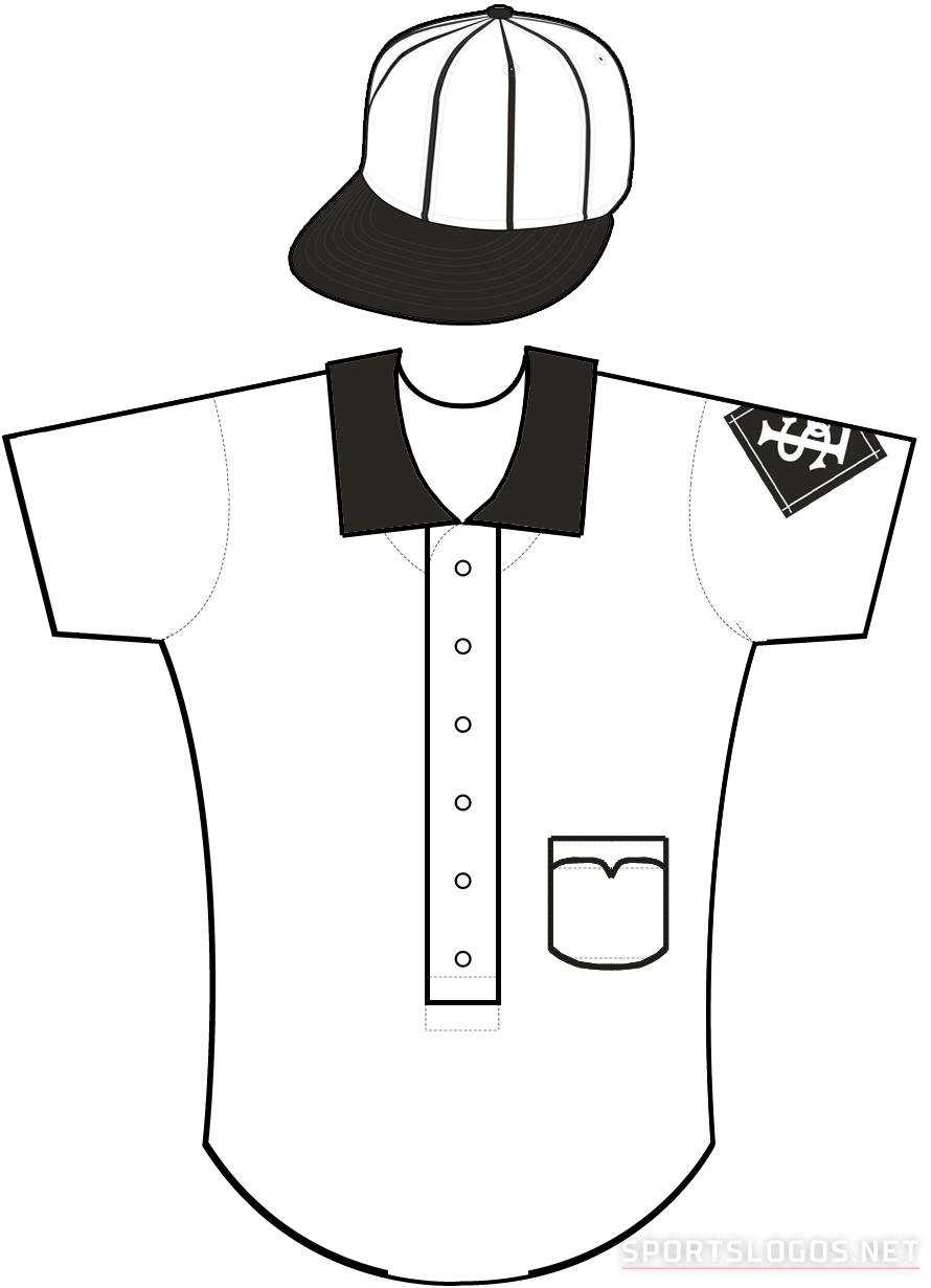 St. Louis Browns Uniform Home Uniform (1907) -  SportsLogos.Net