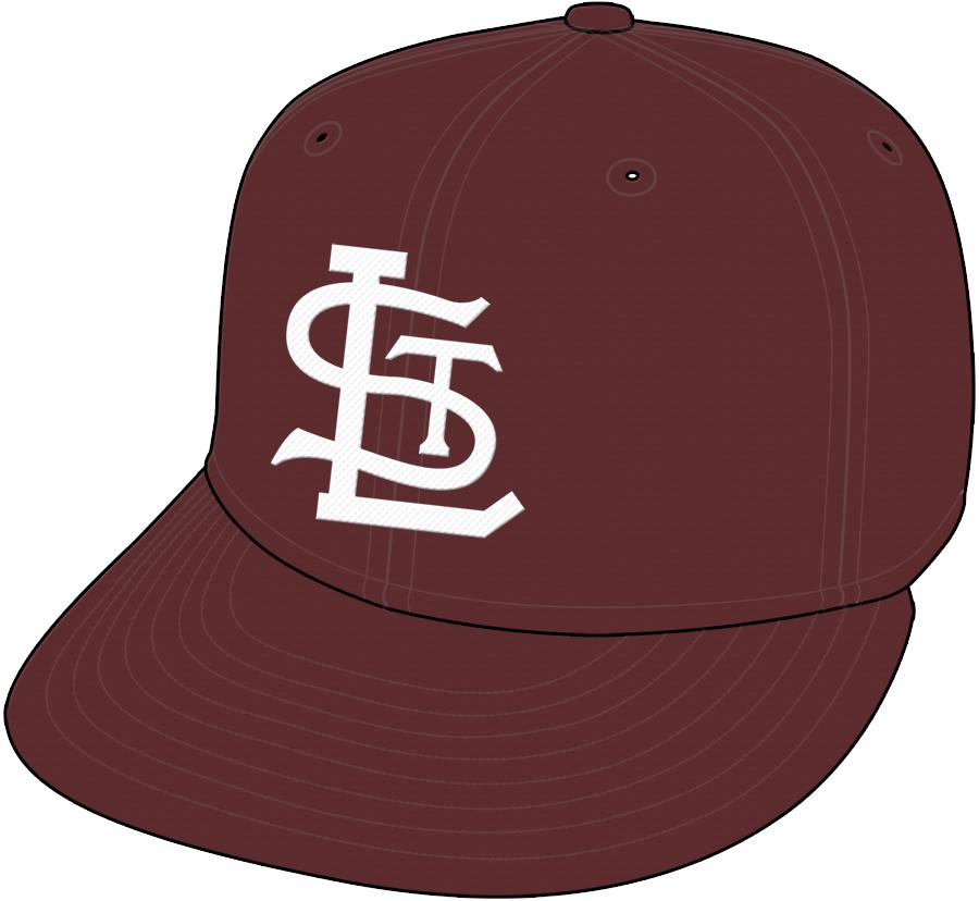 St. Louis Browns Cap Cap (1952-1953) -  SportsLogos.Net